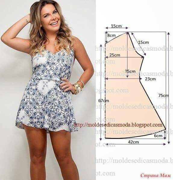 67 best patrones images on Pinterest | Sewing ideas, Sewing patterns ...