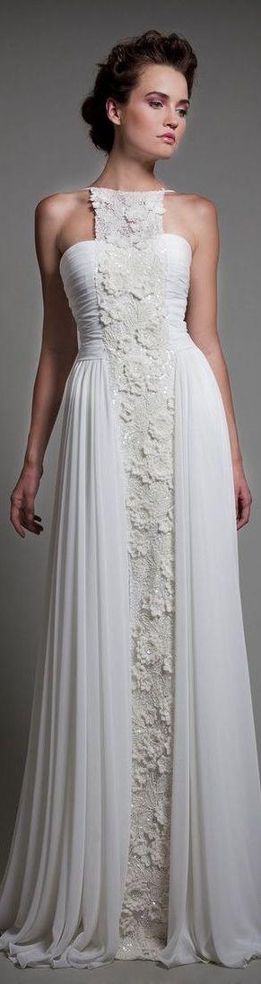 Elegant white maxi off shoulder lace dress. women fashion outfit clothing style apparel @roressclothes closet ideas