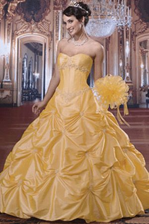 10 best images about beauty and the beast quinceanera on for Wedding dress like belle from beauty and the beast