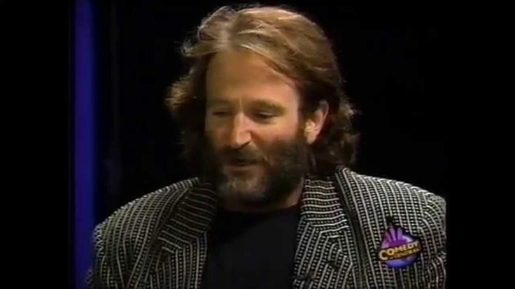 INSIDE THE COMEDY MIND (1992) ~ Alan King interviews Robin Williams (43:30) [Video]