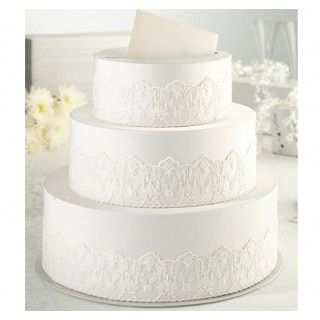 This Stunning Three Tier Cake Shaped Card Box Will Add A Touch Of Elegance To Your Reception Table Or Party Perfect For Collecting Cards And Keeping Them