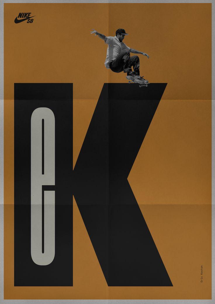 Eric Koston. Nike SB