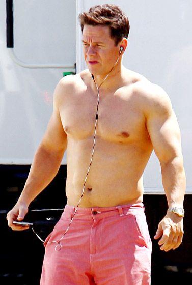 Sexy Shirtless Stars!: Mark Wahlberg