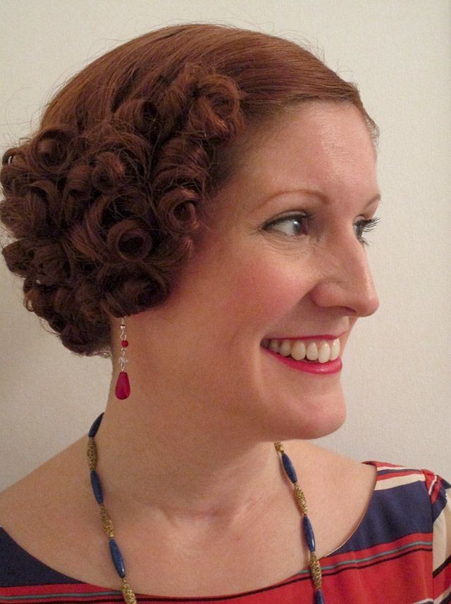 best 25 1930s hairstyles ideas on pinterest diy 1930s