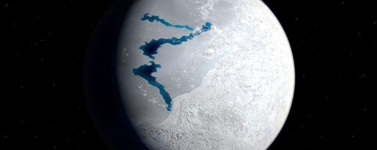 BBC - Earth - Earth was a frozen Snowball when animals first evolved  ||  intriguing