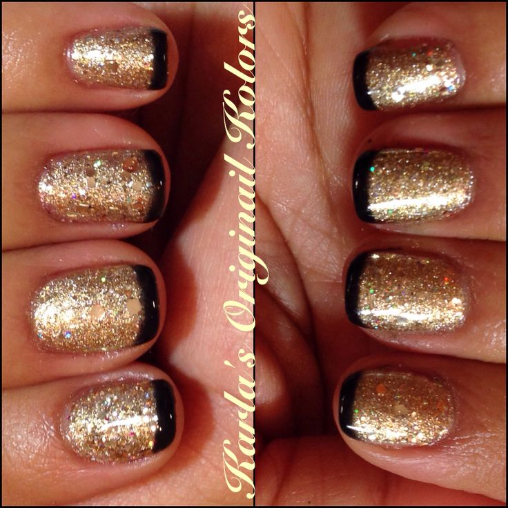 best 25 sparkly french tips ideas on pinterest silver