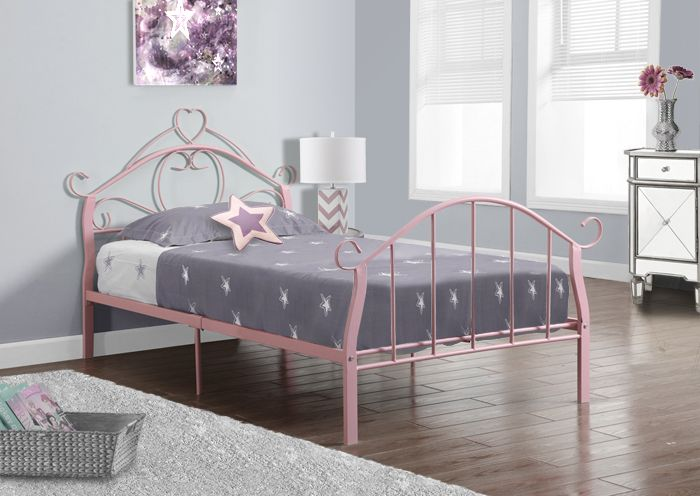 17 Best Ideas About Metal Twin Bed Frame On Pinterest
