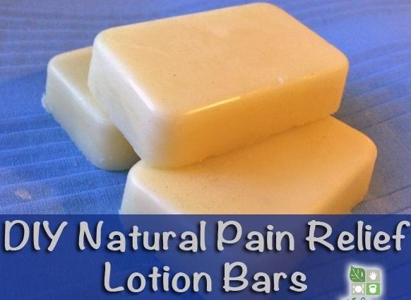 Pain Relieve Lotion Bar
