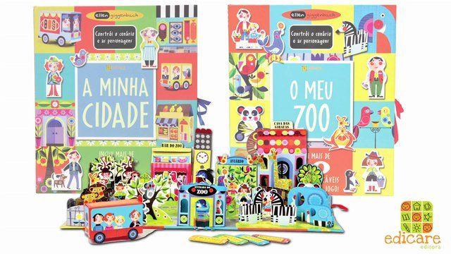 Didatic Maia - https://www.facebook.com/DidaticMaia Edicare Editora - www.edicare.pt EAN: 9789896792176 - EC417  A MINHA CIDADE - …