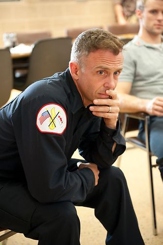 #ChicagoFire / NBC / David Eigenberg