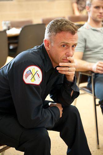 #ChicagoFire / NBC / David Eigenberg