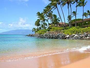 Napili Kai Beach Resort in Maui