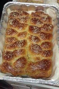 Pan de Shabat, Pan Jala o Pan Trenzado - Recetas Judias