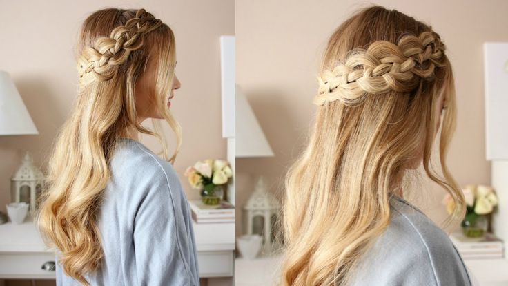 Four Strand Dutch Braid | Missy Sue
