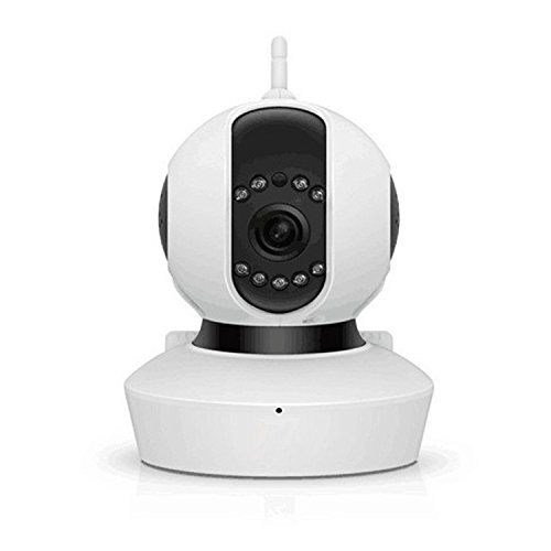 From 24.99:Ip Camera Mixmart C23 Series 720p Hd Wifi Security Camera Surveillance System Plug And Play Pan/tilt With 2-way Audio Infrared Night Vision And Motion Detection [updated Version]