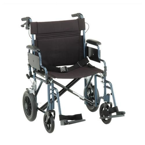 22″ Transport Chair with 12″ Rear Wheels | Nova #medical #medicalsupplies #pro2medical #health #healthcare #lifestyle #Lubbock  #hand #body #surgery