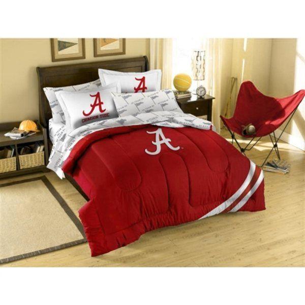 15 best alabama bedroom ideas images on pinterest alabama crimson bedroom