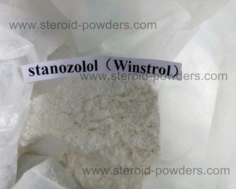Stanozolol ( Winstrol) Email:beststeroids@chembj.com Skype:best.steroids Website:www.steroid-powders.com
