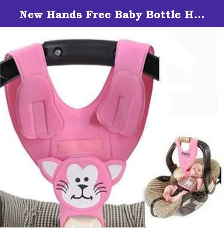 New Hands Free Baby Bottle Holder- Bebe bottle Sling Infant Feeding. The Bebe Bottle Sling is the only baby bottle holder on the market with its unique suspended design. Other baby bottle holders or hands free baby bottles can't compare to the bottle sling. Have you ever needed an extra hand bottle feeding your baby (or babies if you have twins, triplets, or multiples) but became frustrated propping the baby bottle with pillows or toys that never stayed in position? The Bebe Bottle Sling…