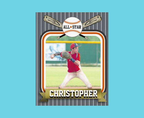 Best 25+ Baseball card template ideas on Pinterest Trading card - trading card template