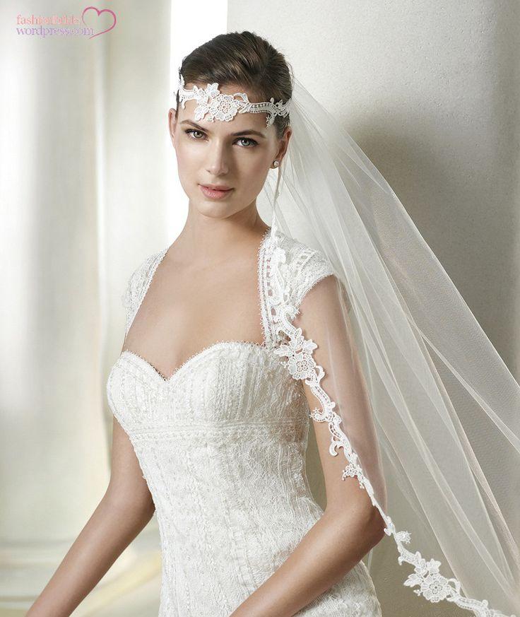 Modern Bride by San Patrick 2015 Spring Bridal Collection