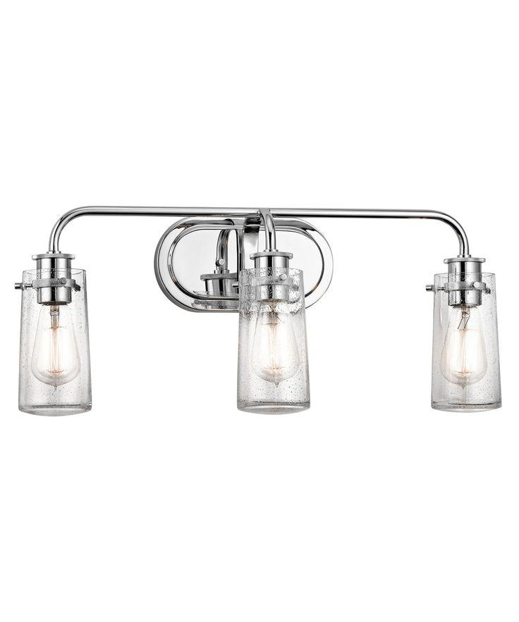 Kichler 45459 braelyn 24 inch bath vanity light