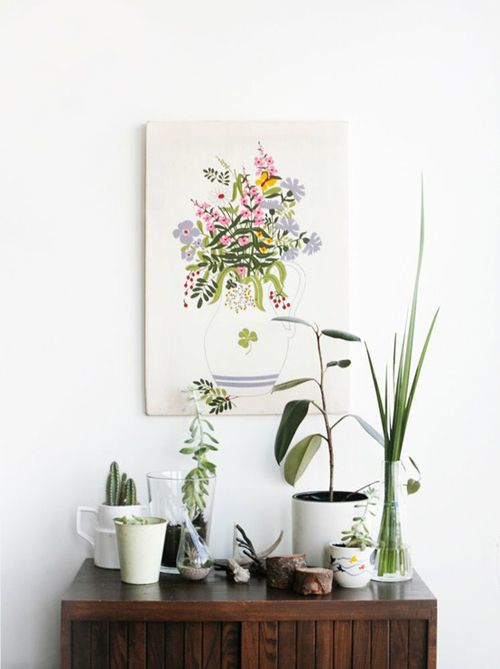 PLANTS!....(that don't die...please...)