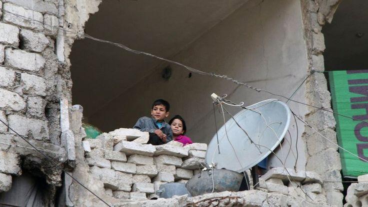 What's happening in Syria? CBBC