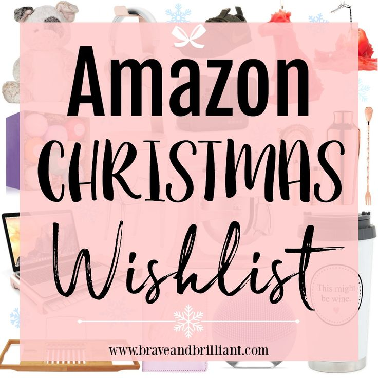 Before you know it, Christmas will be fast approaching! I want to help you all make holiday shopping a little less stressful this year, so I organized a neat little board filled with the best items Amazon.com has to offer! Everyday I will pin new items to this board, so be sure to follow to see new items every single day! Happy Christmas shopping!!