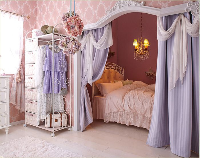 Princess Room ロマンティックメルヘンへ