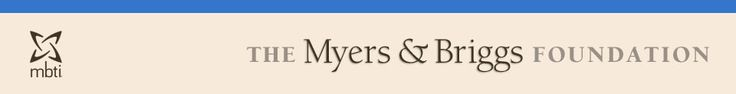 The Myers & Briggs Foundation  - The 16 MBTI® Types ISFJ (me) and INTP (Mark)