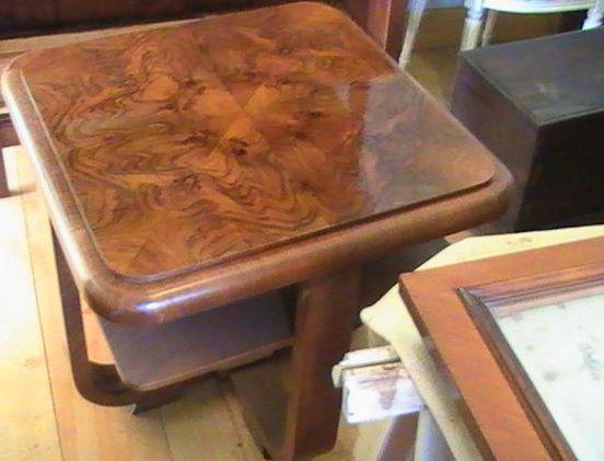 Tavolo da soggiorno art decò