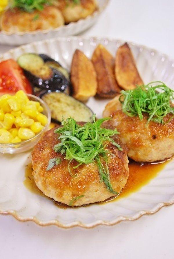 簡単!ふんわりお豆腐ハンバーグ by ☆ayaka☆ | レシピサイト「Nadia ...