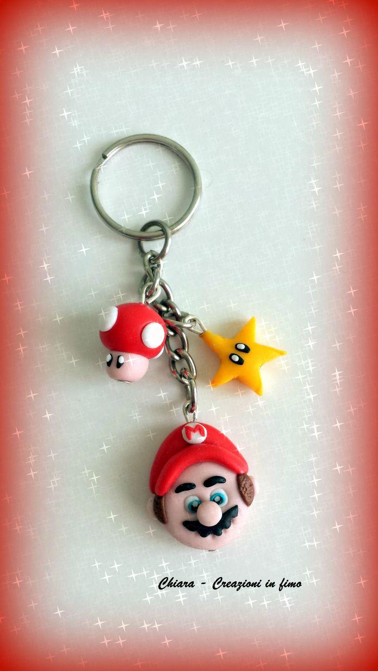 Super Mario #fimo #polymerclay
