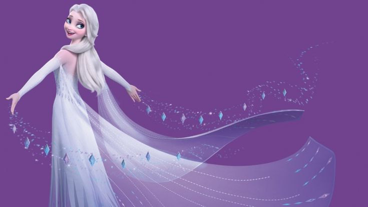 15 new Frozen 2 HD wallpapers with Elsa in white dress and