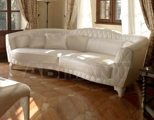 ИталияВ заметки. 3-х местный изогнутый диван, спинка расположена на одном уровне... shagane.net