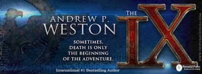 Andrew P. Weston: The IX - May Reviews Here's a little sample of som...