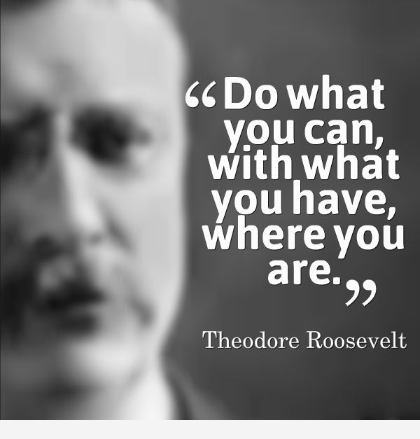 Theodore Roosevelt Quotes: 1000+ Famous Inspirational Quotes On Pinterest