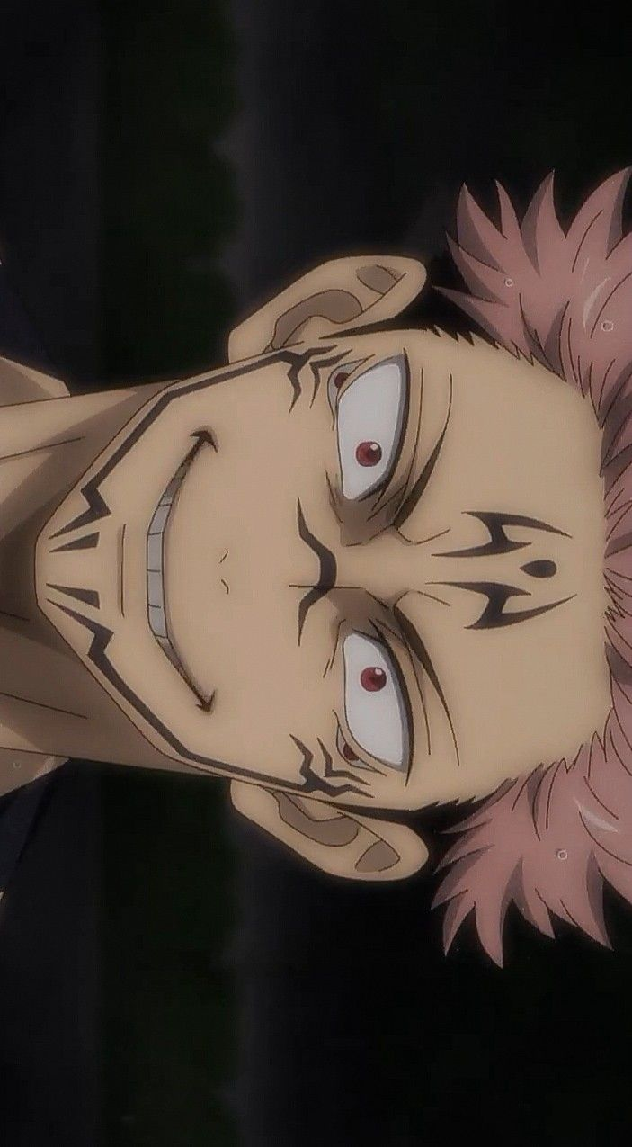Jujustu Kaisen Itadori Yuuji Sukuna In 2021 Anime Tattoos Anime Boyfriend Animal Tattoo