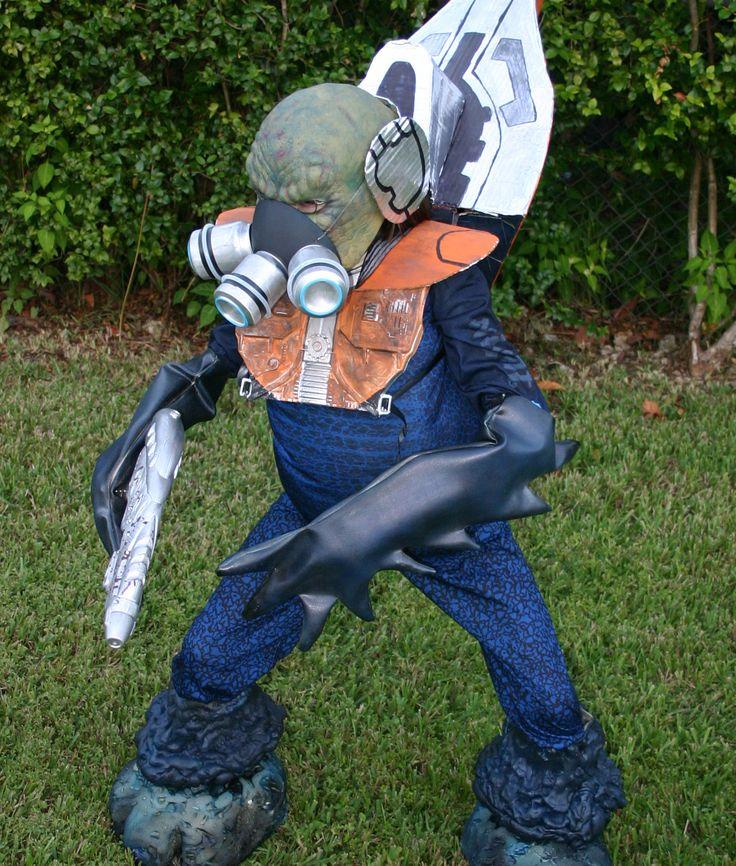 Halo Grunt Costume Halo grunt, Halo cosplay, Halo halloween