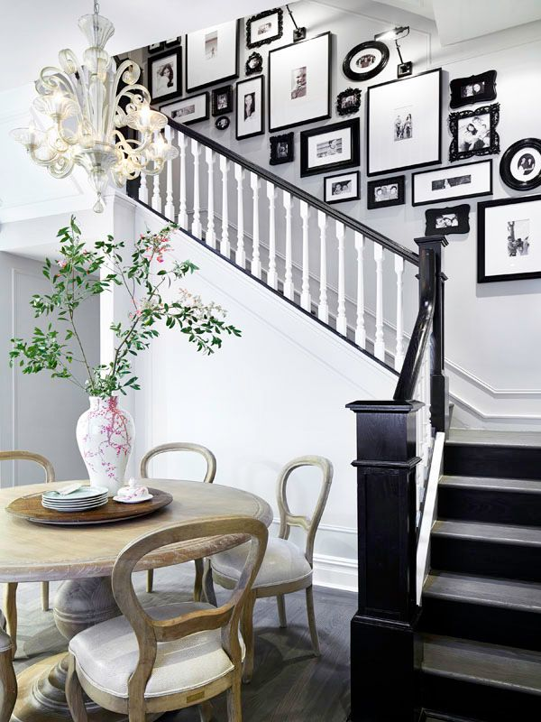 Bunte und Frische Interieur der Greenwich Street Townhouse in New York nieder