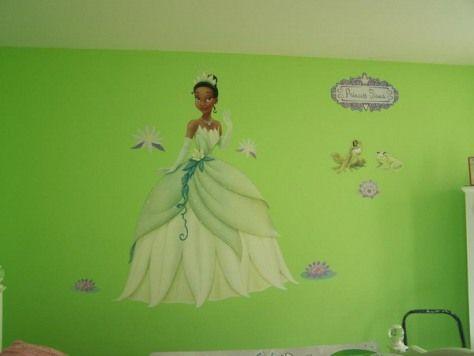 Wallpaper border for teenage girls bedroom