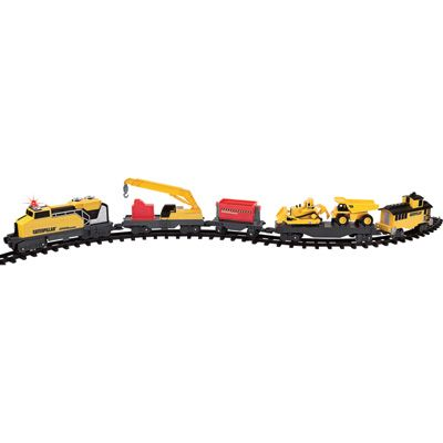CATERPILLAR Motorized Construction Express Train