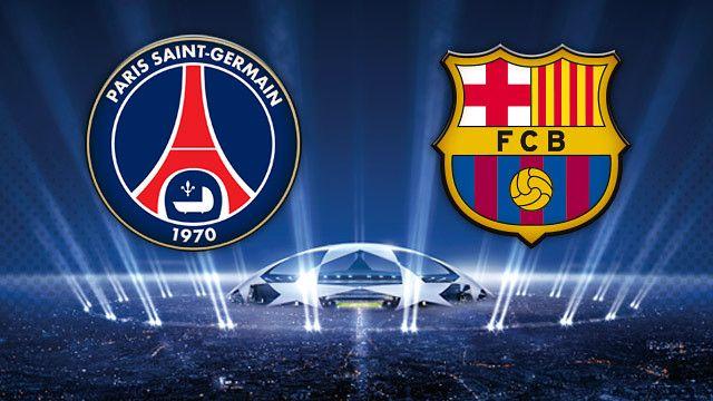 Prediksi Bola Liga Champions PSG VS Barcelona 15 Februari 2017