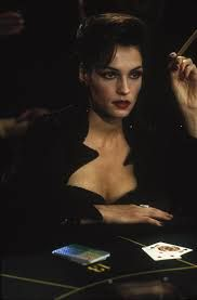 Famke Janssen as Xenia Onatopp