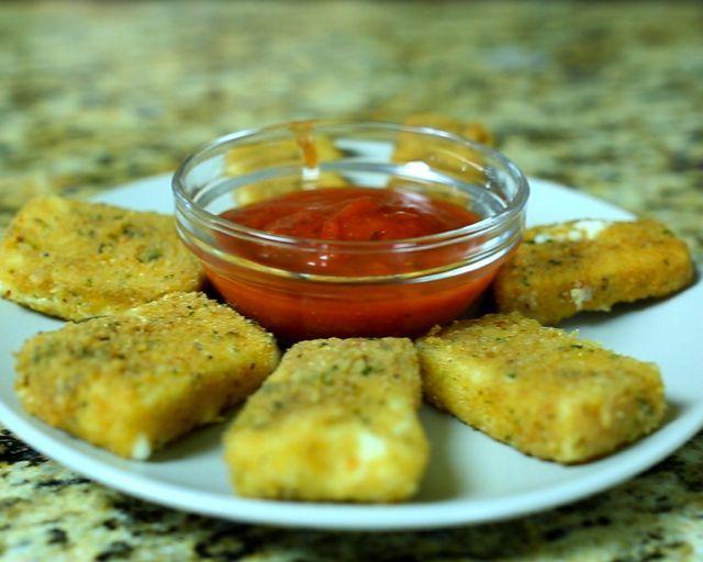 TGI Fridays Fried Mozzarella Cheese Sticks
