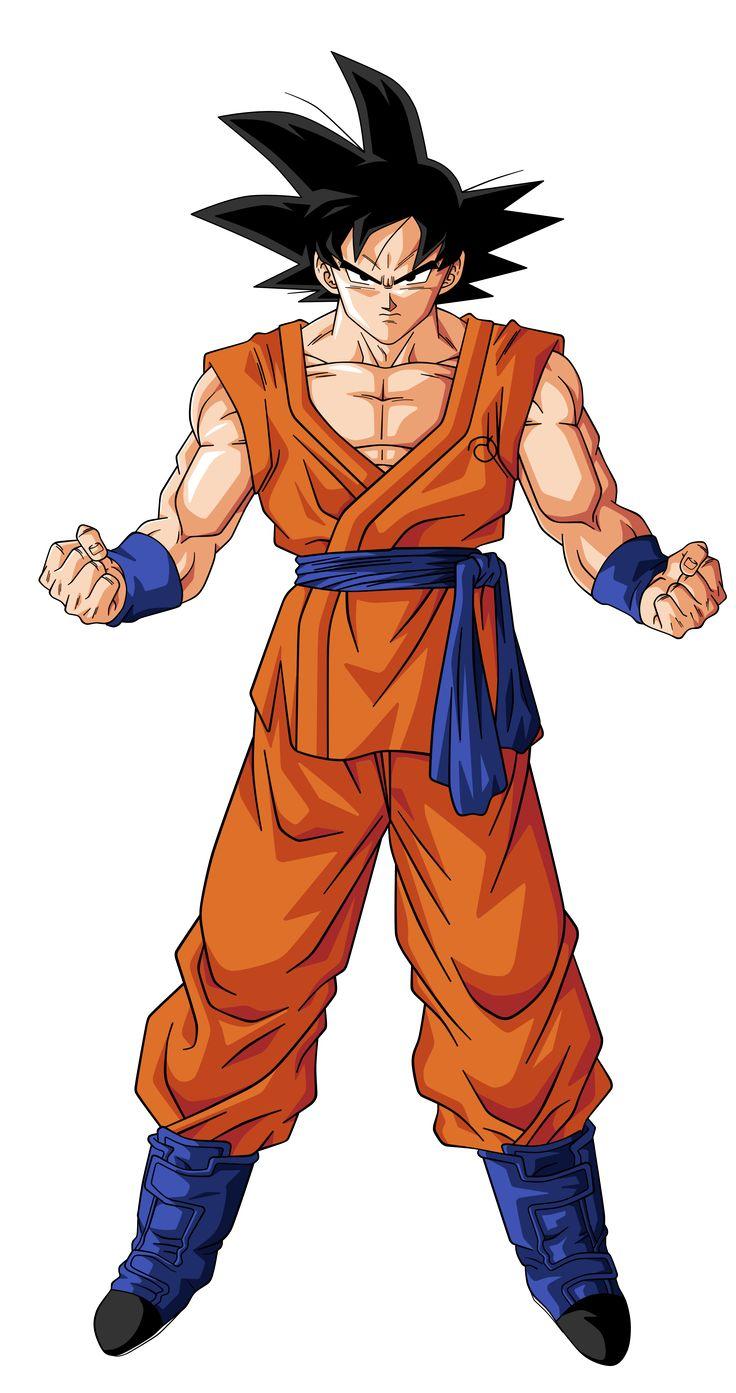 Goku fukkatsu no f by on - Son goku dragon ball z ...