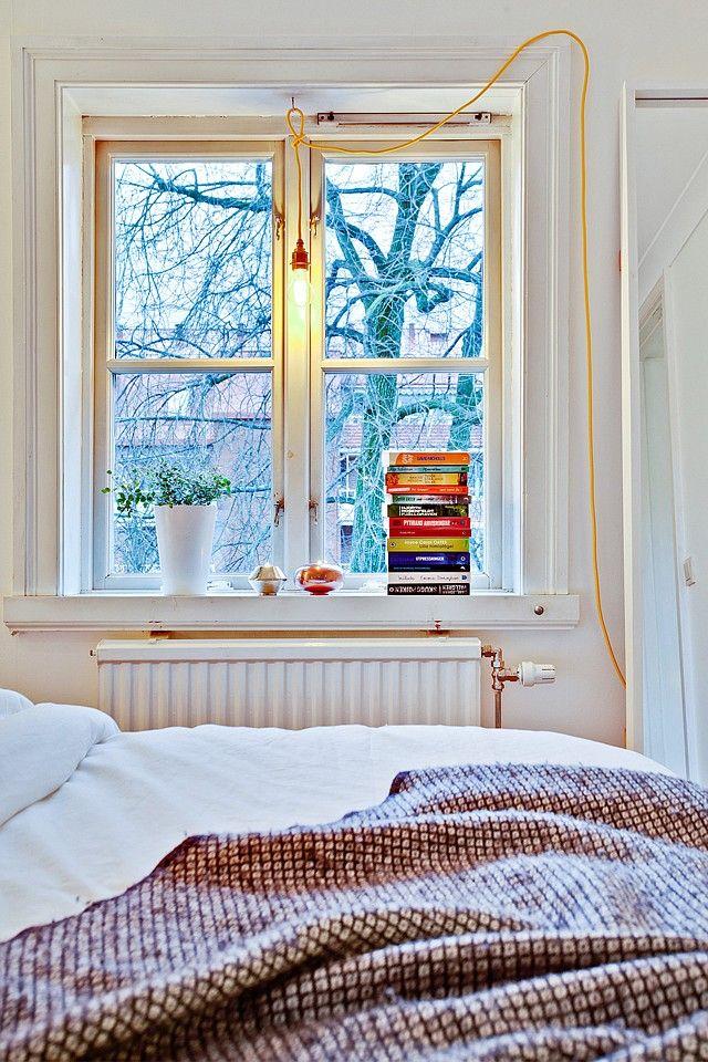 Fönster mot innergården