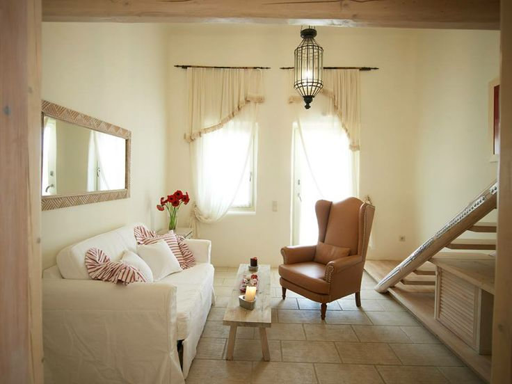 Suite CORAL, Aigis Suites, Kea Island, Cyclades,Greece