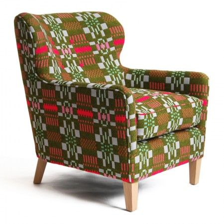 Eadie Armchair - Sofas + Pouffes + Lounge Seating - Living ($500-5000) - Svpply
